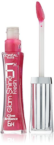 L'Oréal Paris Glam Shine 6h Fresh Collection Lipgloss 116 Fresh Fuchsia