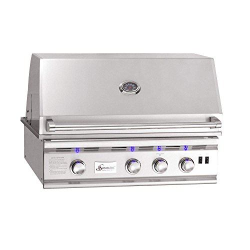Summerset TRL Series Built-In Gas Grill with...