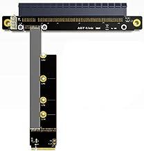 FidgetFidget Graphics Card Extension Cable PCI-E M.2 M2 to x16