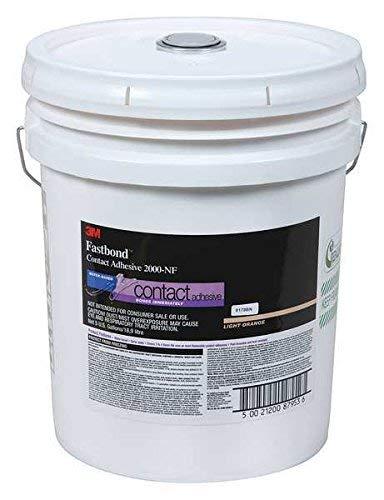 3M(TM) Fastbond(TM) Pressure Sensitive Adhesive 4224NF Blue, 5 gal, 1 per case