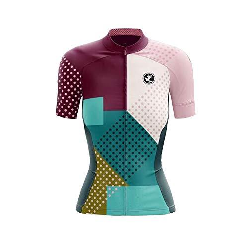 UGLY FROG Radfahren Jersey Damen 2021 Radfahren Jersey Fahrradbekleidung Fahrrad Top Ropa Ciclismo Maillot MTB Trikot Racing Sport T-Shirts