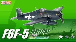 F6F-5 Hellcat Minsi II Cag 15 USS Essex 1944 - Modelo de Avion - Escala 1/72 - Modelo en Metal montado y Pintado