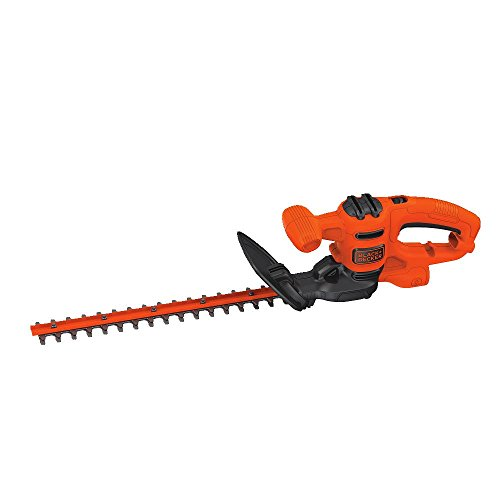 BLACK+DECKER BEHT100 Hedge Trimmer, Brown/A $29.00(50% Off)
