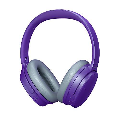 Mpow, cuffie con cancellazione del rumore [versione 2020] wireless Bluetooth 5.0 large Oro rosa
