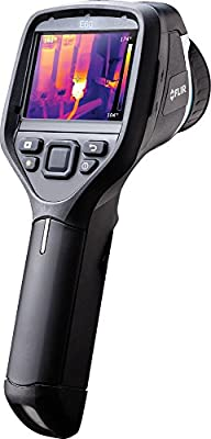 FLIR E60bx: Compact Thermal Imaging Camera with 320 x 240 IR Resolution and MSX