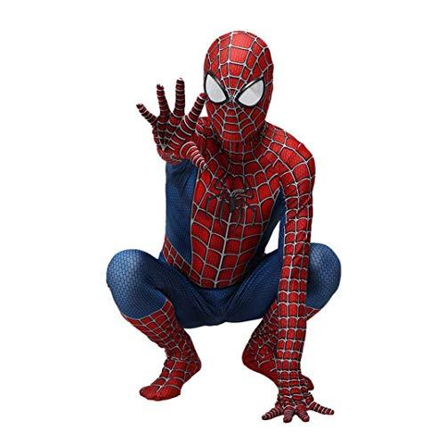 GHH Spiderman Kostüm Kinder Cosplay...
