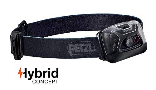 Petzl TACTIKKA Torcia a fascia LED Nero