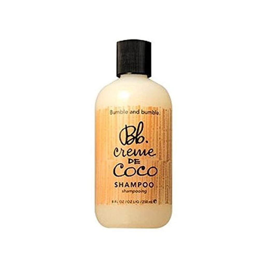 不器用すでに部分的クリーム?デ?ココシャンプー(千ミリリットル) x4 - Bb Creme De Coco Shampoo (1000ml) (Pack of 4) [並行輸入品]