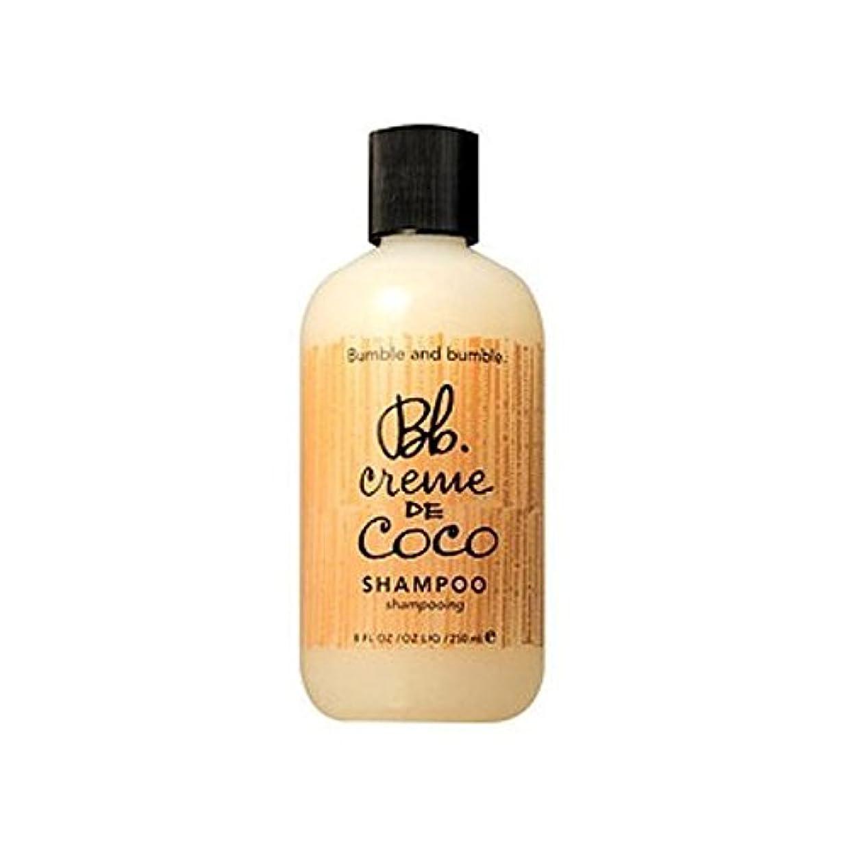 チェリー好ましい渦Bumble & Bumble Creme De Coco Shampoo (1000ml) - クリーム?デ?ココシャンプー(千ミリリットル) [並行輸入品]