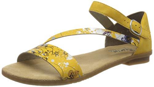 Rieker 64278 Dames voorjaar/zomer gesloten sandalen