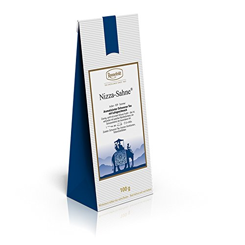 Ronnefeldt - Nizza-Sahne® - Aromatisierter Schwarzer Tee - 100g
