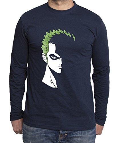 Sambosa - T-Shirt à Manches Longues - Homme - - S