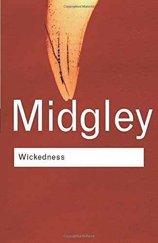 Price comparison product image Wickedness (Routledge Classics)
