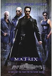 (27x40) The Matrix Poster