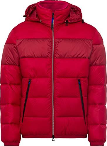 BRAX Herren Steppjacke Style.Marco Crimson, Größe:56, Farbe:44