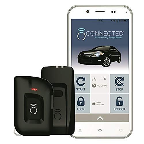 Omega Smart Control RFK5000 1.5 Mile Range Smart Phone Bluetooth Control for Remote Start/Keyless Entry