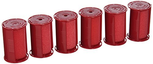 Caruso Professional Molecular Steam Hair Rollers with Shields, Jumbo by Caruso