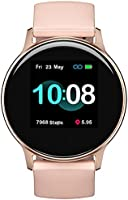 """Smart Watch, UMIDIGI Uwatch 2S Fitness Tracker Heart Rate Monitor, Activity Tracker with 1.3"""" Touch Screen, 5ATM..."""