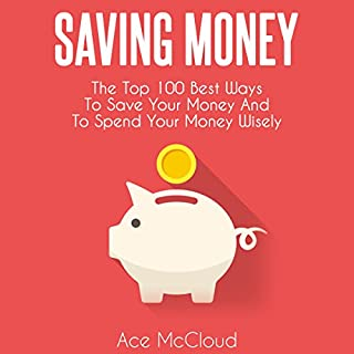 Saving Money audiobook cover art
