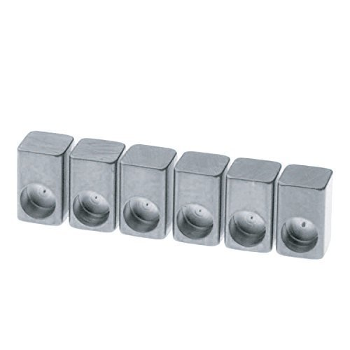 Floyd Rose Titanium String Lock Insert Blocks (Set of 6)