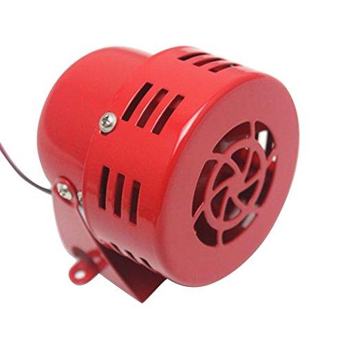 #N/a Alarma de Sirena Eléctrica de Cuerno de Ataque aéreo Impulsado Por 12 V para