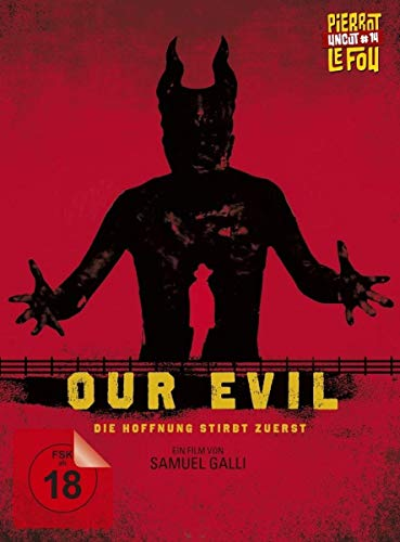 Our Evil (+DVD) - Limitiertes und serialisiertes Mediabook [Blu-ray]