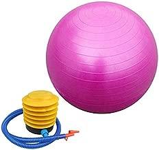 Anti Burst Pink 65cm Exercise Fitness Aerobic Ball for GYM Yoga Pilates Pregnancy Birthing Swiss
