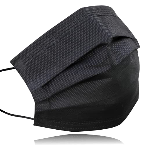 Demel Augenoptik 100 Stück + 10 Stück GRATIS Einmal Mundbedeckung, Behelfsmaske aus Vlies (110 Stück)