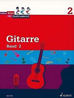 Jedem Kind Ein Instrument: Band 2 - JeKi. Gitarre. Schülerheft.