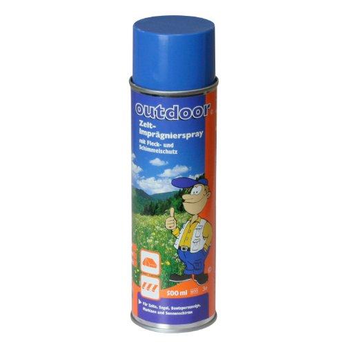 10T Proof It Spray 500 ml Zelt-Imprägnierung zum Sprühen Imprägniermittel Imprägnierspray