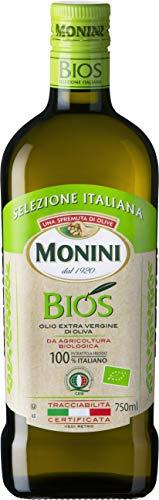 Monini Olio Extra Vergine Oliva Bios Selezione Italiana, 750ml