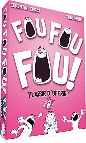 Asmod Fou Fou - Juego de regalo (versión francesa)