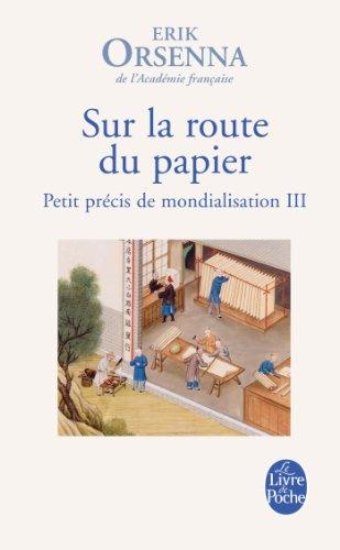SUR LA ROUTE DE PAPIER (Littérature)