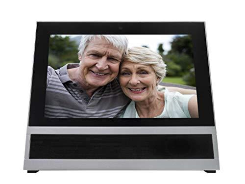 REV 0088637012 L2H Ritter Monitor für WiFi Sprechanlagen Link2Home | WLAN | 8'' Touch Display | Audio-und Videoübertragung | Aufnahmefunktion | Standgerät