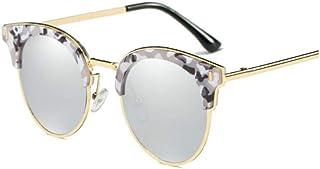 Sonnenbrillen GY-HHHH Sonnenbrille Unisex-Sonnenbrille aus Metall mit rundem GestellKlassisches Retro-Outdoor-Essential Jungen (0 -24 Monate)