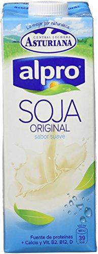 Alpro Bebida de Soja Calcio, 1L