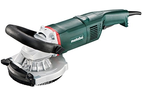 Metabo RS 17-125 (w/o cup wheel) Ponceuse de rénovation 1700 watts Disques 125 mm