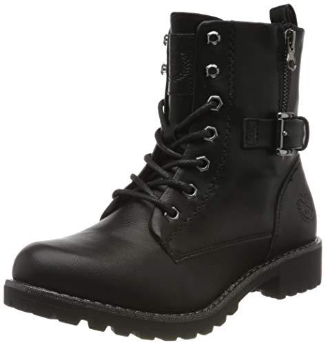 JANE KLAIN Damen 252 354 Biker Boots, Schwarz (Black 006), 39 EU