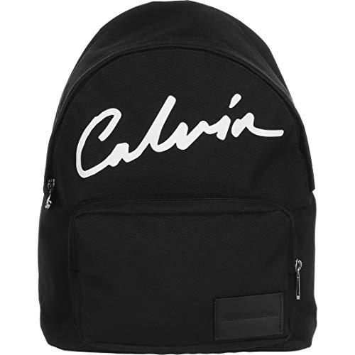 Calvin Klein Jeans Damen Rucksack Campus BP35 schwarz One Size