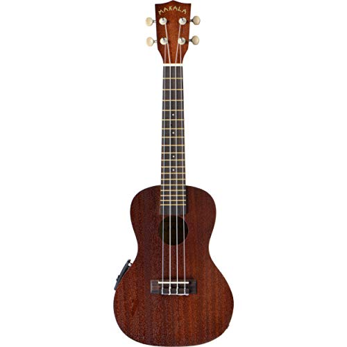 Best Concert Ukulele With Electronics