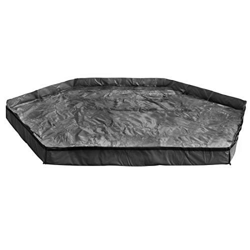 Quick-Set Pavilion Gazebo Tent 150x150 Inch Floor Tarp Covering Attachment