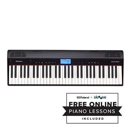 Roland GO-61P | 61-Key Digital Piano