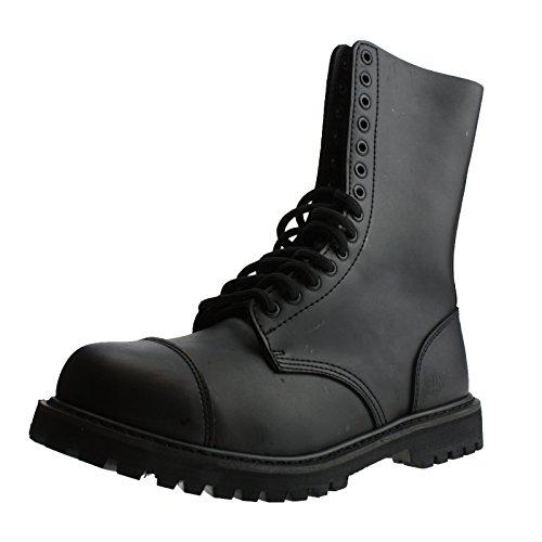 Undercover - 14 Loch Stiefel Boots Schwarz Größe 40/41 (UK7)