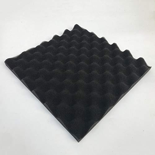 BianchiPamela 30x30cm Acoustic Foam Sound Proofing Sound-absorbing Cotton Noise Sponge