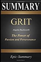 Summary: ''Grit'' | A Comprehensive Summary - The Power of Passion & Perseverance (Epic Summary)