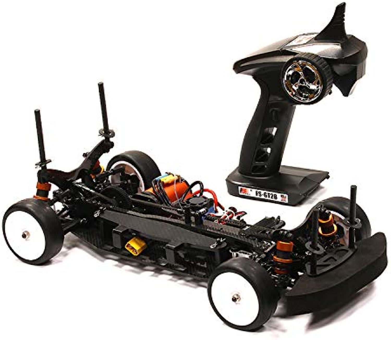 Integy RC Model Hop-ups C24554 Brushless RTR Type Race Version Modified 1 10 Dual Belt Touring Car w o Body B00XO8CZ2G Kindlich    Stilvoll und lustig