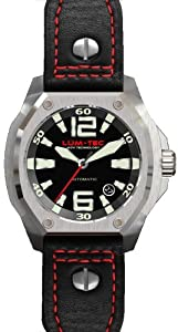Lum-Tec LTV1R Mens V-Series Limited Edition Automatic Watch image