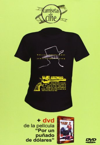 Por Un Puñado De Dólares (DVD + Camiseta)