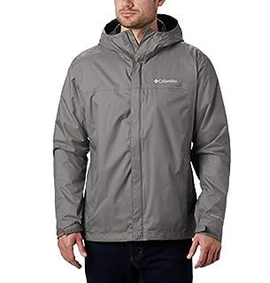 Columbia Men's Watertight II Front-Zip Hooded Rain Jacket, Waterproof & Breathable, City Grey, Medium (B07R75T5NZ) | Amazon price tracker / tracking, Amazon price history charts, Amazon price watches, Amazon price drop alerts