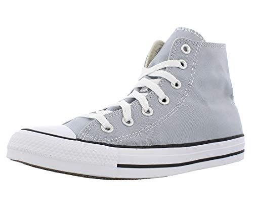 Converse Chuck Taylor All Star High Sneaker, Grau (Wolf Grey), 5 Women/3 Men